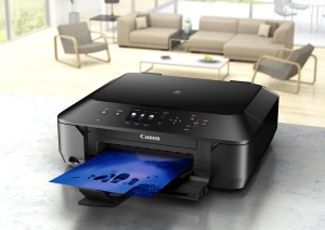 Canon presenta la PIXMA MG6450, impresora fotográfica