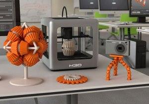 Micro 3D Printer 1
